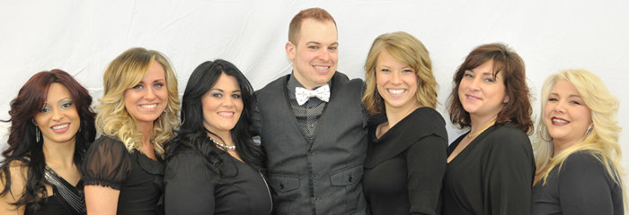 Serenity Spa and Salon of Tyngsboro, MA - hair stylists